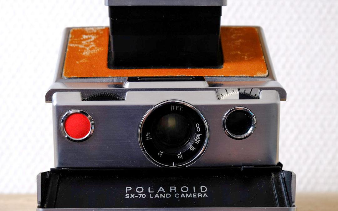 Polaroid : la magie de la photo-souvenir et de la chimie